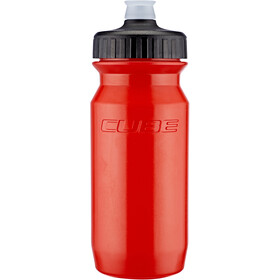 Cube Feather Bidon 500ml, red